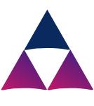 Multi-colored icon representing accountability.